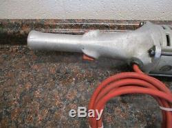 Ridgid 700 1/8 2 Pipe Bolt Threader Electric Handheld Threading Machine