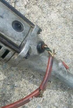 Ridgid 700 Electric Pipe Threader Threading Machine FREE SHIPPING
