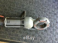 Ridgid 700 Model Power Drive Pipe Threader Handheld Threading Machine Rigid Pony