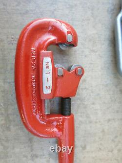 Ridgid 700 Portable Pipe Threader Threading Machine