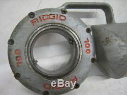 Ridgid 700 Power Drive Pipe Threader T2 ectric Handheld Threading Machine