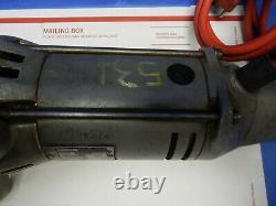 Ridgid 700-T2 1/8 2 Pipe Bolt Threader Electric Handheld Threading Machine