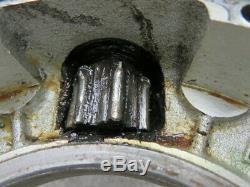 Ridgid 700 pipe threader electric handheld power pony thread machine part/repair