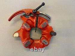 Ridgid 815A S. O. BSPT Die Head 1/8 2 97080, Fits 300, 1233 Machine & Others