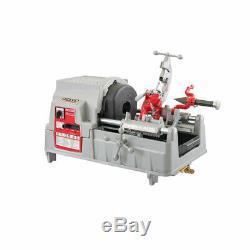 Ridgid 84097 535A pipe 1/2-2 Automatic Threading Machine 2 Die Sets/1 Die Head