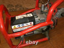Ridgid B-500 49298 Pipe Beveller Beveling Machine Ridgid B500