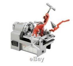 Ridgid Model 1215 Threading Machine with Tripod Stand, Pipe Bolt Theader, NEW