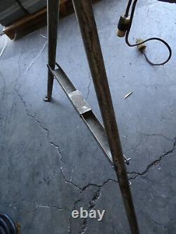 Ridgid No. 270 Pipe Threader/ Thread Machine 125v With Stand