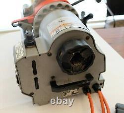 Ridgid Oil-Less Pipe Threading Machine Model 1210 Fairly Clean
