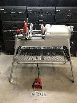 Ridgid Pipe Threader 535 Threading Machine, 300, 700, 1822, 1224