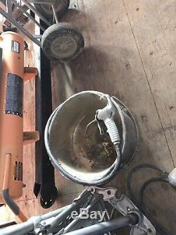 Ridgid Powered Pipe Threading Machine Combo