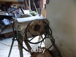 Ridgid pipe threading machine 400