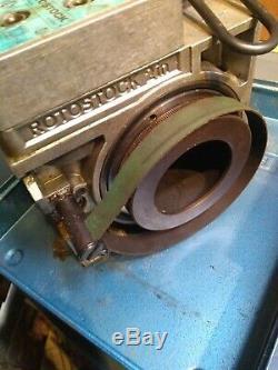 Rostock Pipe Threader Threading Machine