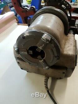 Rothenberg Ropower 50R Pipe threading Machine (110volt)