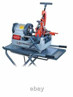 Rothenberger 63005 50R Portable Compact Pipe Threader Machine