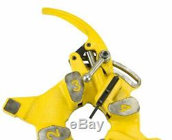 SDT 711 Universal Die Head fits RIDGID 1224 Pipe Threading Machine 26132 26092