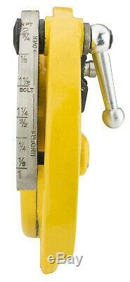 SDT 815A Universal Die Head fits RIDGID 300 535 Pipe Threading Machine 97075