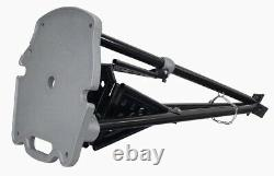 Steel Dragon Tools 1206 Tripod Power Drive Stand for Pipe Threading Machines