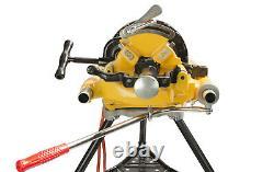 Steel Dragon Tools 300 Pipe Threader Threading Machine fits RIDGID 811A Dies