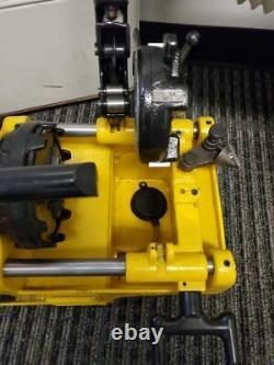 Steel Dragon Tools 7991 1/2- 1 Pipe Threader Threading Machine and Die Head