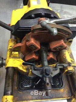 Steel Dragon Tools SDT-7090E Pipe Threading Machine