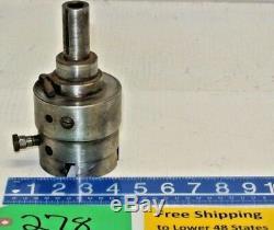 Threading Die head 1 Shank withThru Hole Machine Shop Tool Free Ship