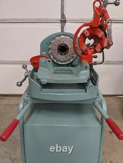 Toledo 722 Pipe Threading Machine Two Speed, Pipe Threader NICE(SEE PHOTOS)