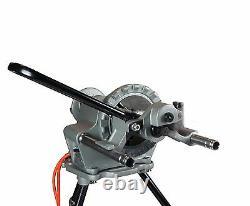 Toledo Pipe 916 Roll Groover Machine fits RIDGID 300 45007 1 1/4-6 Capacity