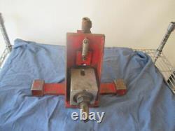 Whitten B-4000 Roll Groover For Ridgid 300 Pipe Threading Machine