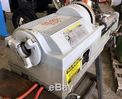 Wow! Ridgid Power Pipe Threading Machine 535